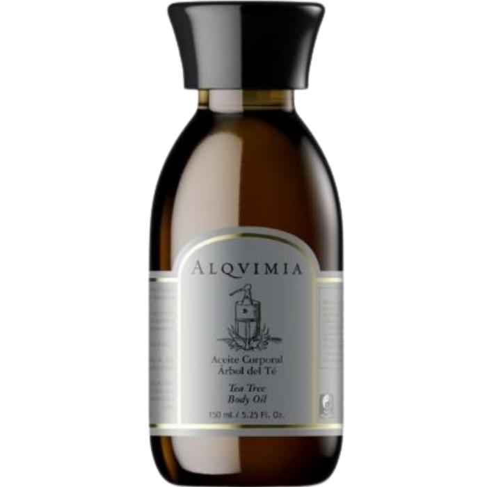 Tea Tree Body Oil 150ml ALQVIMIA