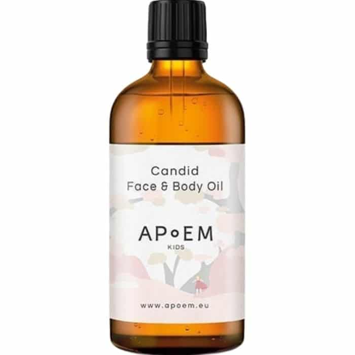 Candid Face & Body Oil 100ml - APoEM
