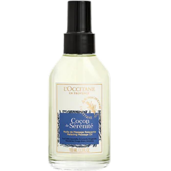 Huile de Massage Cocon de Sérénité 100 ml
