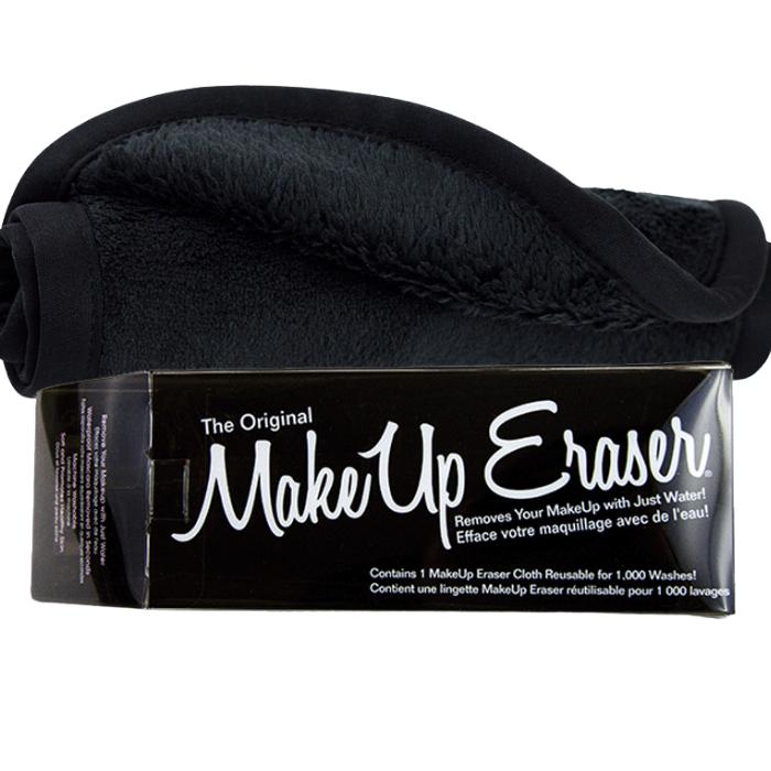 Toalla Chic Negro Makeup Eraser