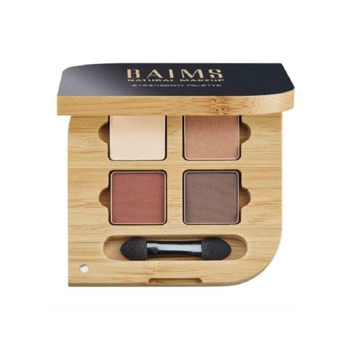 BAIMS Eyeshadow Quad Palette 01 Naturelle