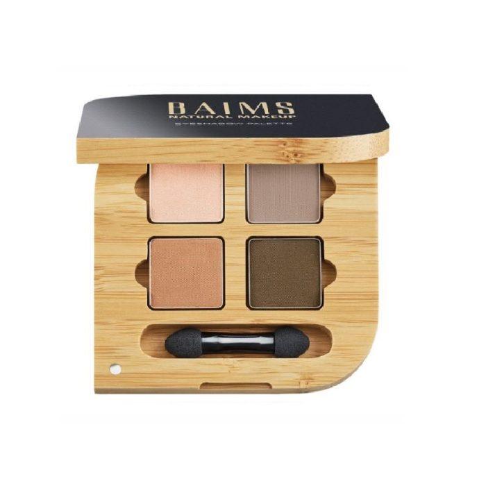 BAIMS Eyeshadow Quad Palette 02 Mother Earth