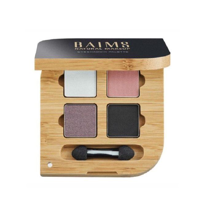 BAIMS Eyeshadow Quad Palette 03 Melody