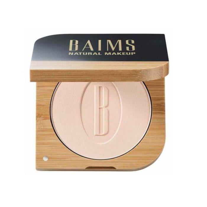 BAIMS Translucent Pressed Powder 10 Crystal