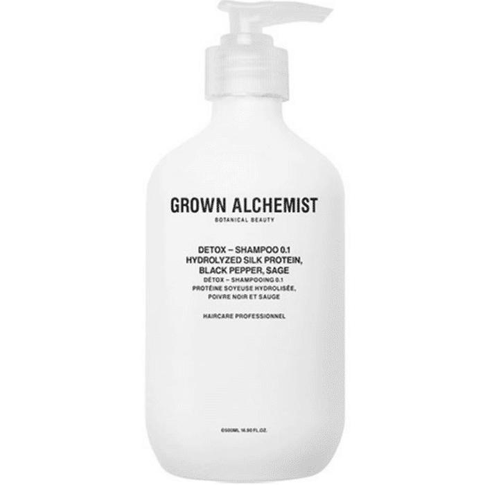Grown Alchemist Detox Shampoo 0.1 500 ml
