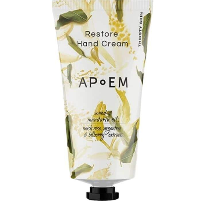 Restore Hand Cream 60ml APoEM