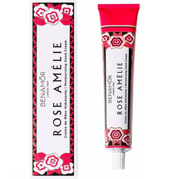 Rose Amélie Hand Cream 30ml 50ml Benamôr