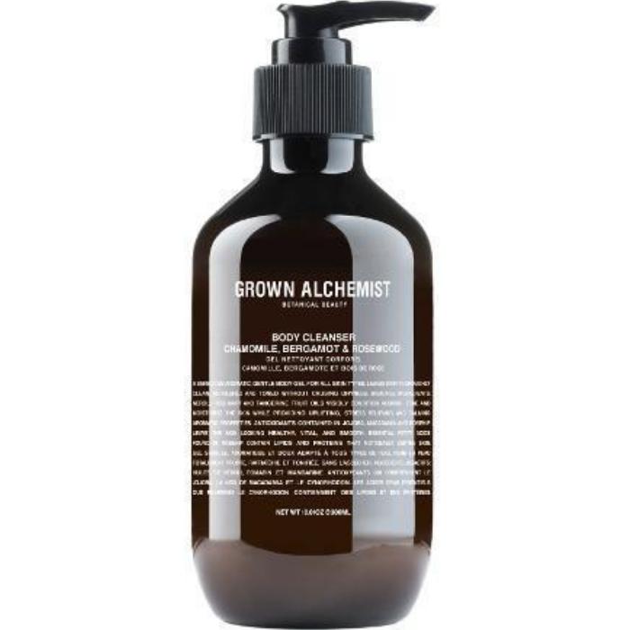 Grown Alchemist Body Cleanser Chamomile, Bergamot & Rose
