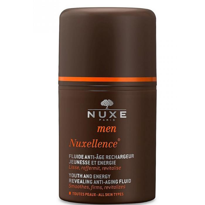 NUXE Nuxellence Men Fluide Anti-Âge Rechargeur 50 ml