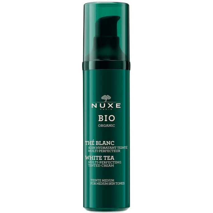 NUXE Nuxe Bio Thé Blanc Soin Hydratant Teinté 50 ml