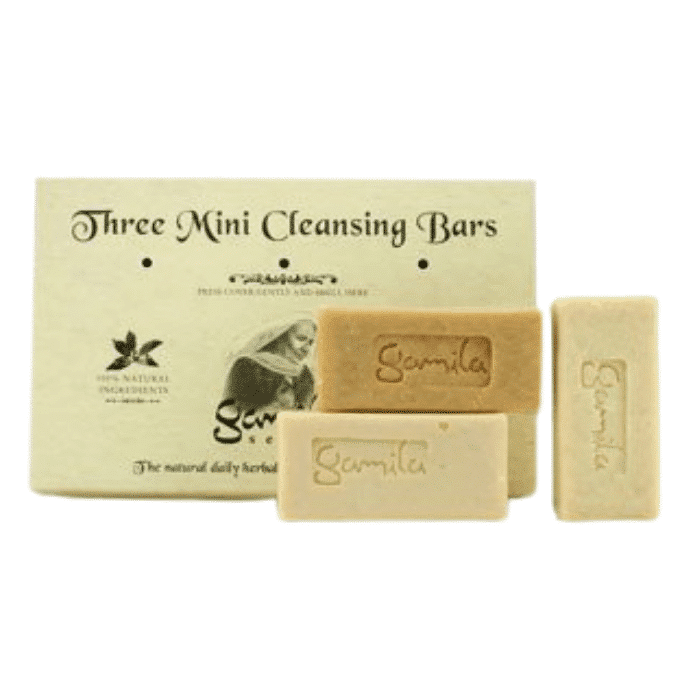three-mini-celansing-bars-gamila-secret