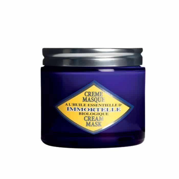 Crème Masque Immortelle L'Occitane