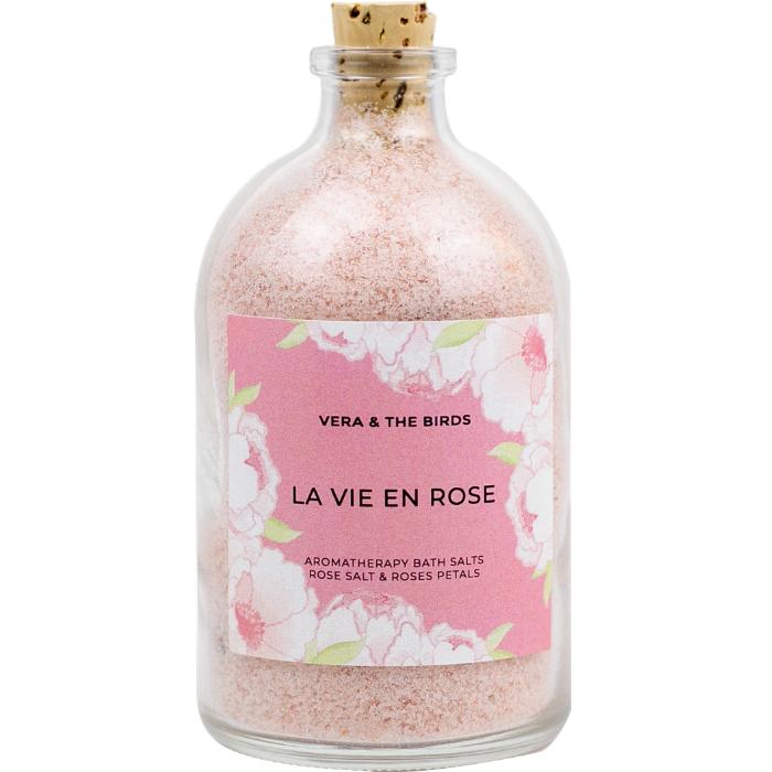 Bath Salts La Vie en Rose Vera and The Birds