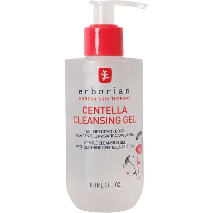 Centella Cleansing Gel 180 ml Erborian