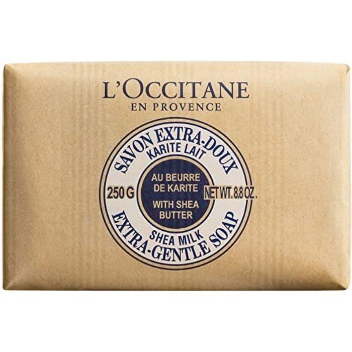 L'Occitane Savon extra-doux Lait (1)