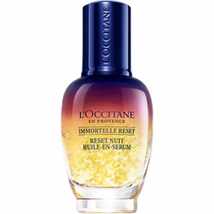 L'Occitane_IMMORTELLE RESET SERUM NUIT 30 ML.