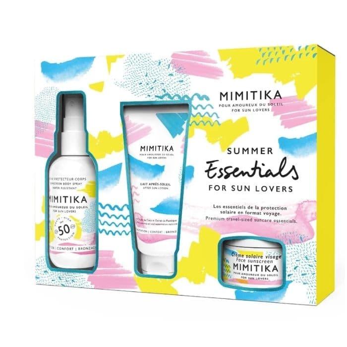 MIMITIKA Sun Essential Kit SPF 50