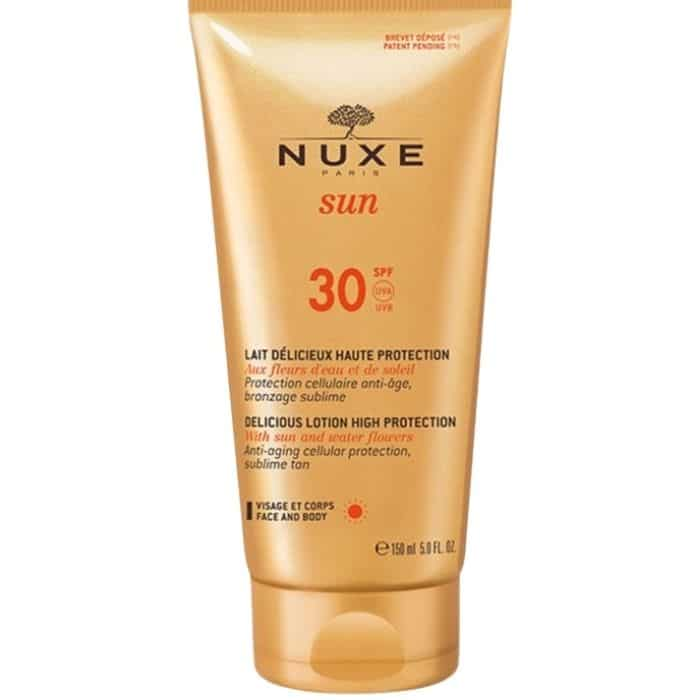 Nuxe Sun Nuxe Sun Lait Haute Protection 30 SPF 150 ml