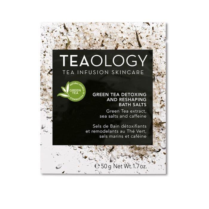 Teaology Green Tea Detoxing Bath Sales 50 g