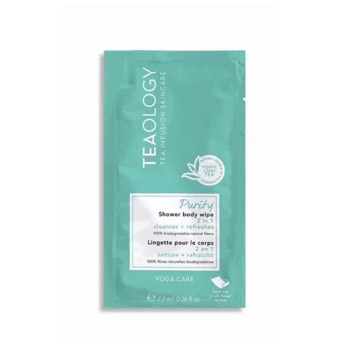Teaology Purity Shower Body Wipe 2-in-1 10x7,7