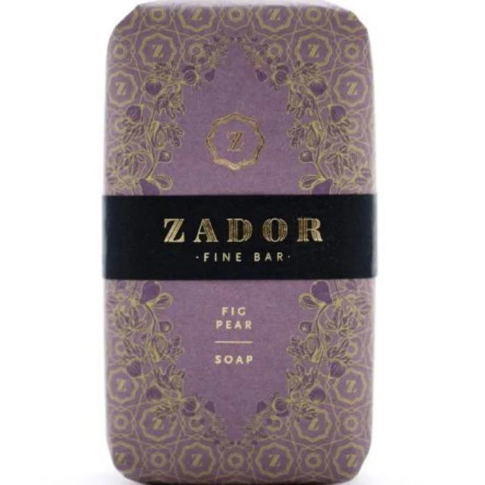 ZADOR Fig Pear Soap 160 g