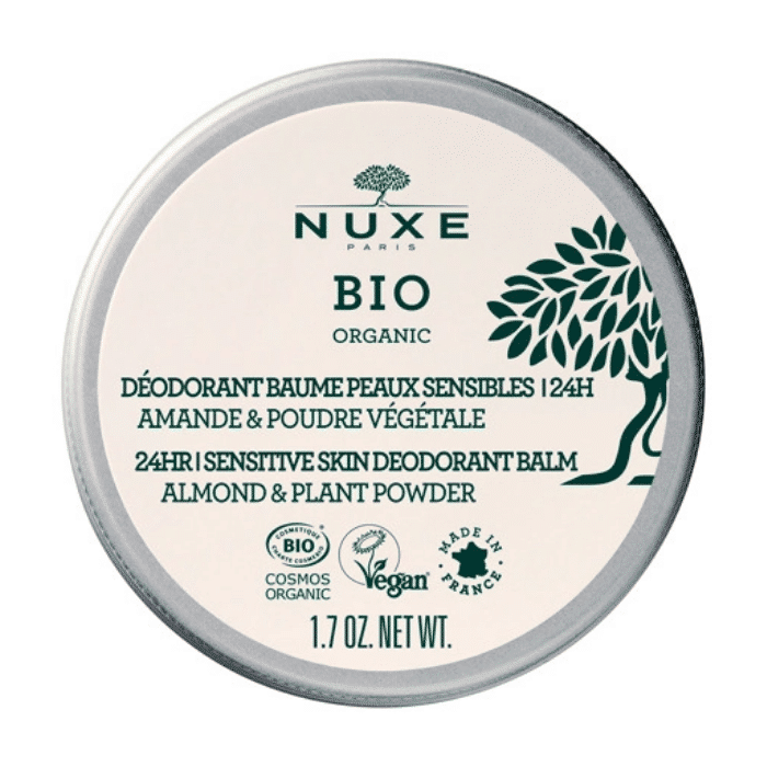 Nuxe Bio Deodorant Baume Peaux Sensibles